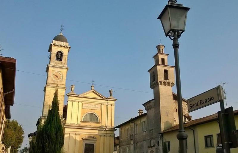 Chiesa Santo Stefano Bizzozero.Bizzozero